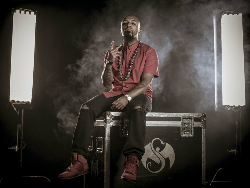 Tech N9ne Totally Down To Collaborate With Elton John