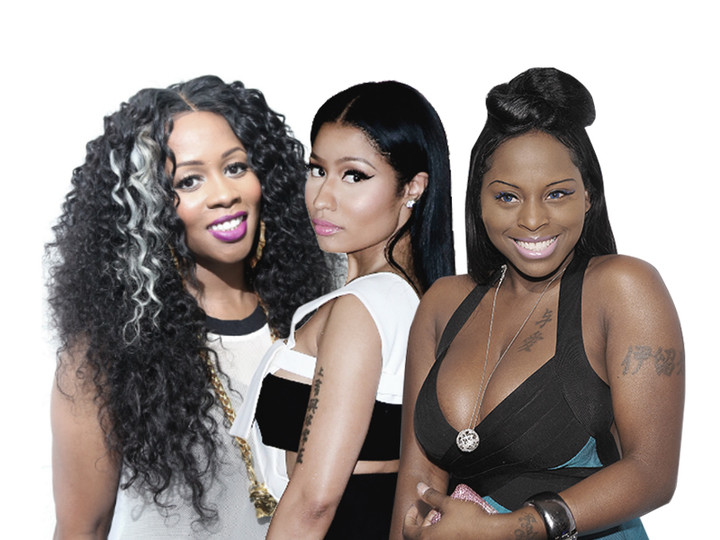 The Most Slanderous Bars To Come Out Of The Nicki Minaj Vs. Remy Ma Vs. Foxy Brown Beef