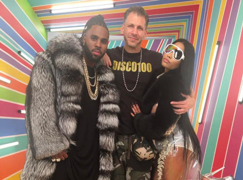 "Jason Derulo Says He Was Oblivious Nicki Minaj Dissed Remy Ma On His ""Swalla"" Hit"