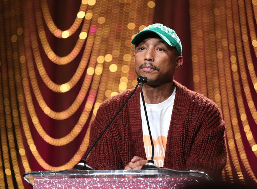 "Screw A Biopic — Pharrell Is Getting His Own ""Romeo & Juliet"" Style Musical"
