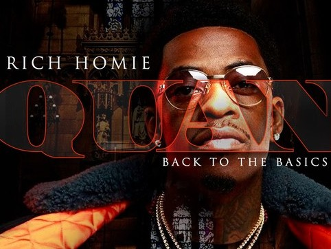 "Rich Homie Quan Goes ""Back To The Basics"" With New Mixtape"