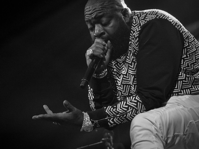 Rick Ross Gets 5 Years Probation In Kidnapping & Assault Case