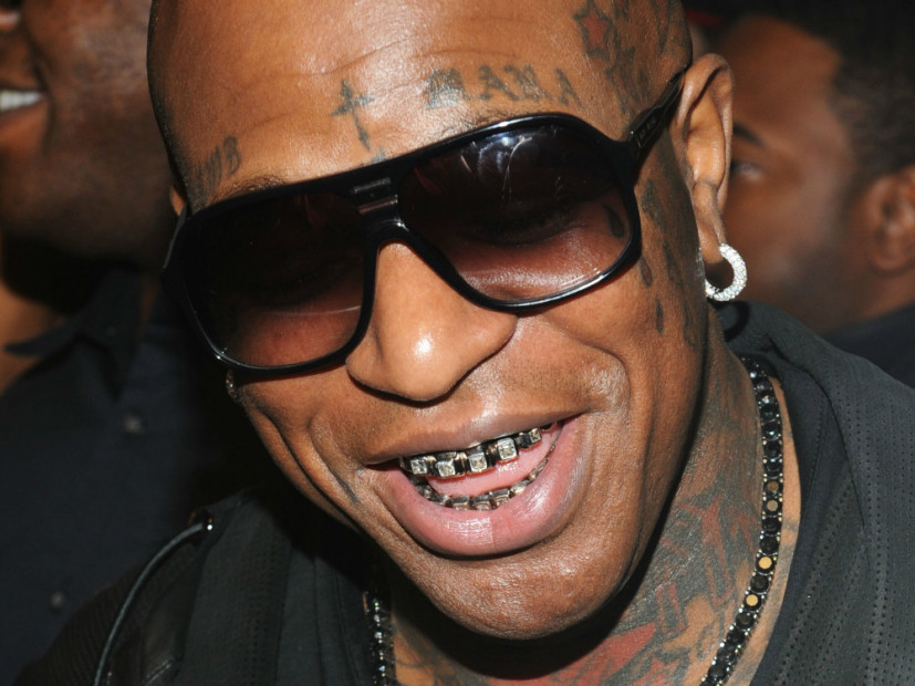 Birdman Celebrates Cash Money Selling 1 Billion Units