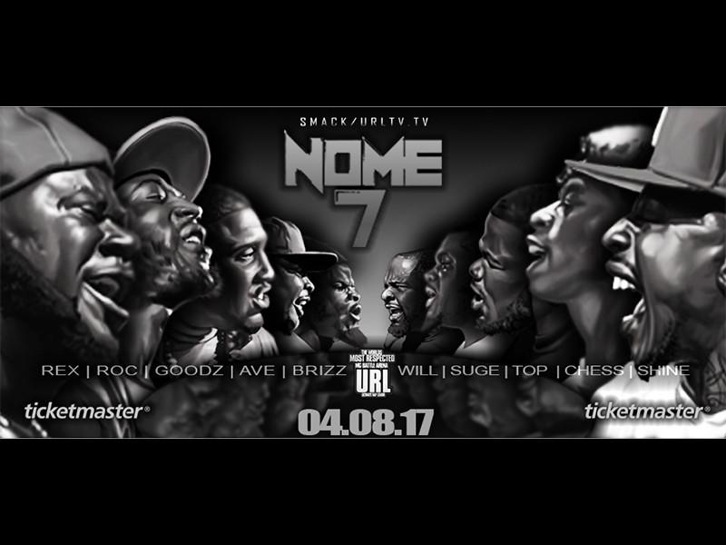 Lyric freestyle rap battle lyrics : Preview: Smack/URL's NOME7 Event — T-Rex vs. K-Shine, Tay Roc vs ...