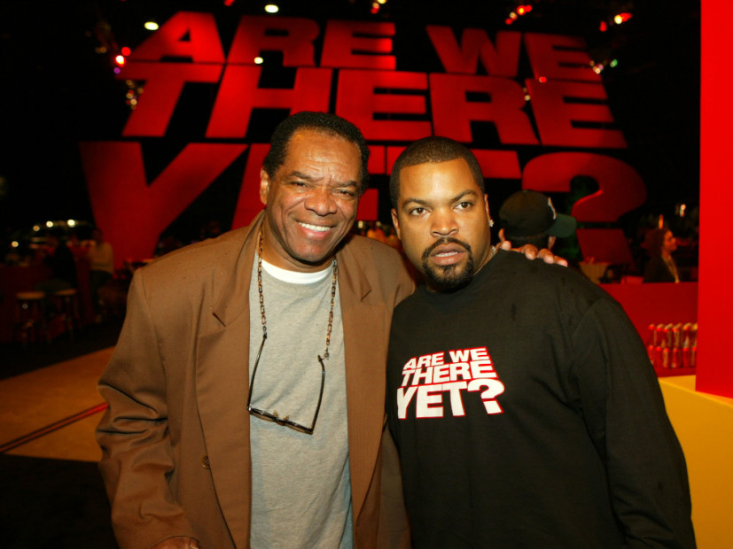 """Ice Cube To Star In New """"Friday"""" Film According To Co-Star John Witherspoon"""