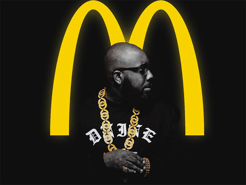 Trae Tha Truth Partners With McDonald's & T.I. Is Lovin' It