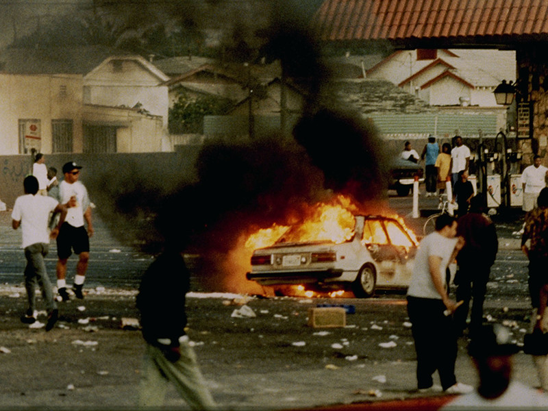 The L.A. Riots At 25 & Its Burning Effect On The Hip Hop Generation