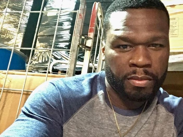 "50 Cent To Executive Produce ""The Oath"" Series On Police Gangs"