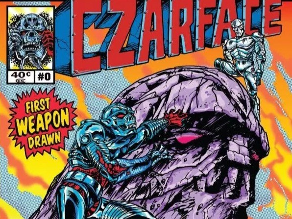 "Czarface Releases Interactive Comic Book-Friendly Album ""First Weapon Drawn"""