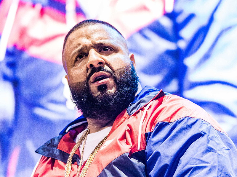 DJ Khaled's Fiancée Finally Loses It On Him Over His Snapchatting