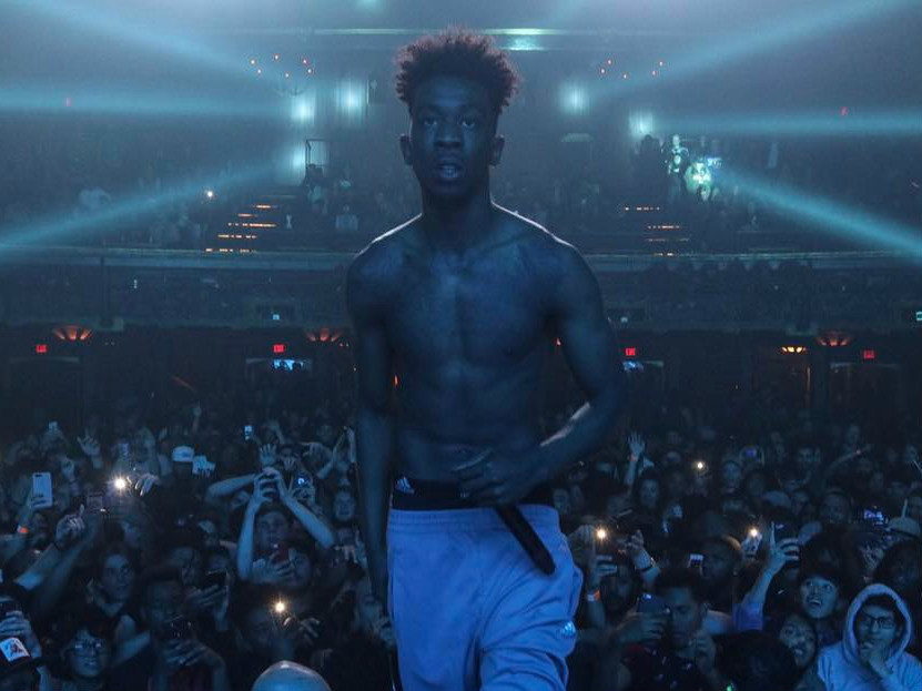 #FOMOBlog: Desiigner Brings Out Pusha T, King Los & Tyga On #TheOutletTour In Los Angeles