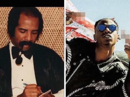 Hip Hop Album Sales: Drake Drops To #2 On Top 200 Chart & Joey Badass Debuts At #5