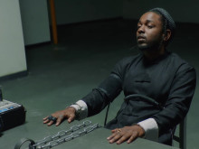 "Watch Kendrick Lamar Kill Don Cheadle In New ""DNA"" Video"