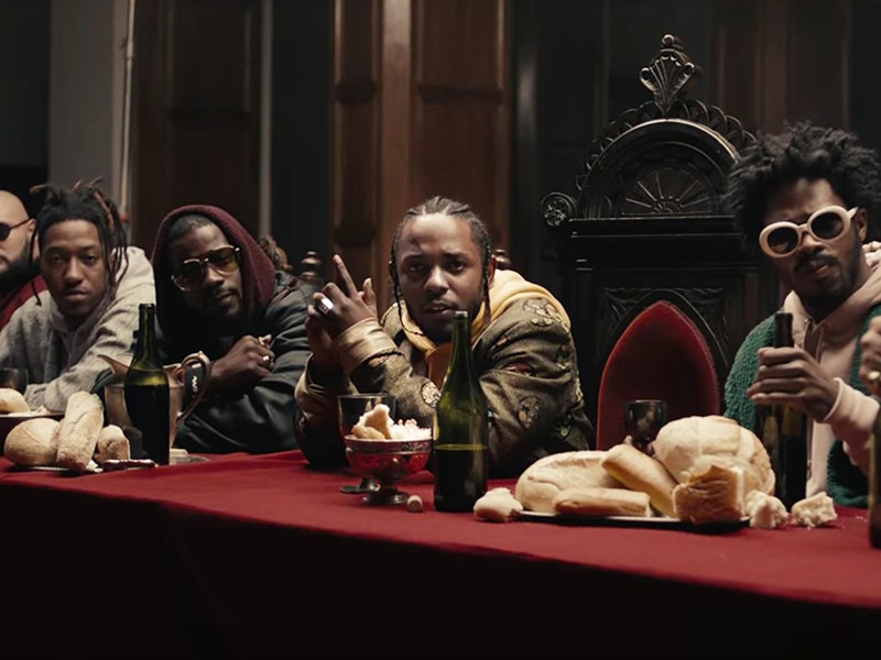 Hip Hop Single Sales: Kendrick Lamar Debuts At #1