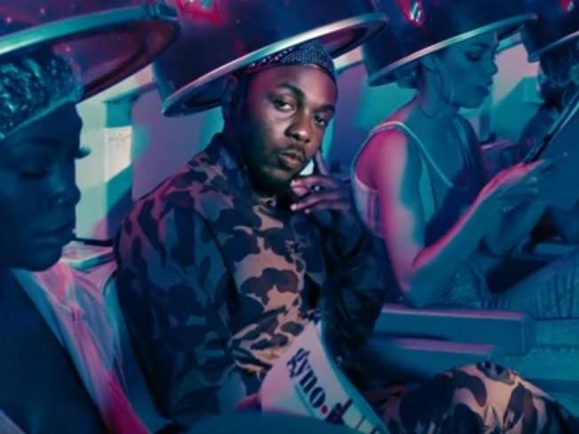 "Kendrick Lamar Breaks Billboard Streaming Songs Chart Record With ""DAMN."""