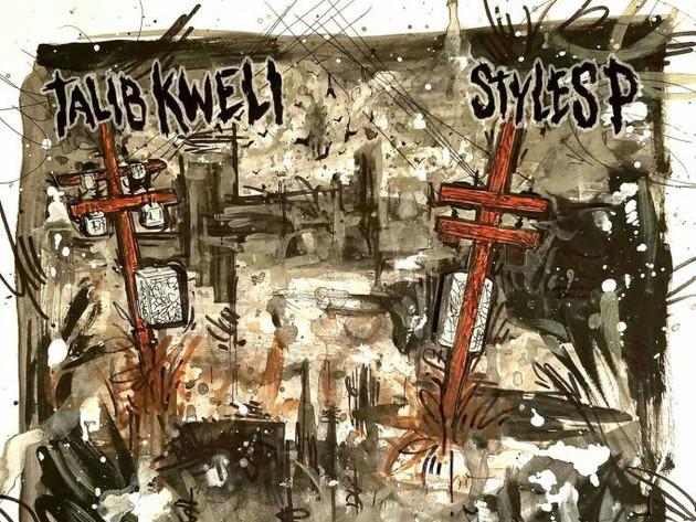 "Styles P & Talib Kweli Team Up For ""The Seven"" Album"