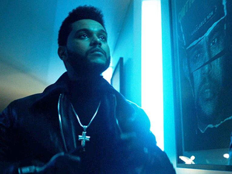 "The Weeknd Launches The ""Starboy"" Comic Book With Marvel"