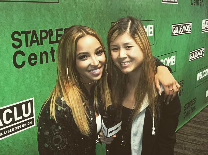 #FOMOBlog: Interviewing Tinashe, Bebe Rexha, & Zedd At WELCOME! ACLU Fundraising Concert