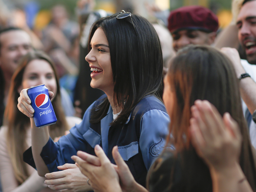 Kendall Jenner's Pepsi Ad Pulled After Accusations Of Trivializing Black Lives Matter