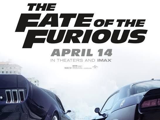 "Ticket Giveaway: Advanced Screening Of The Film ""The Destiny Of The Furious"""