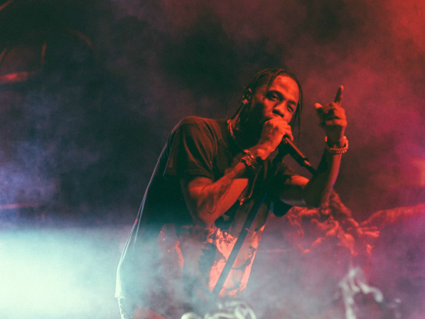 Travis Scott Is Being Sued For Millions of people By Lyor Cohen's Management Company