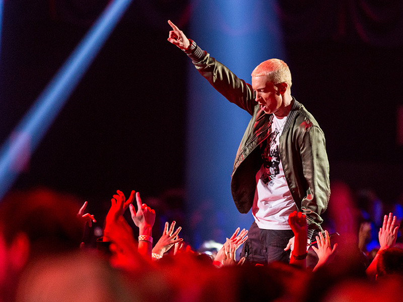 Eminem Has Some Choice Words For Donald Trump