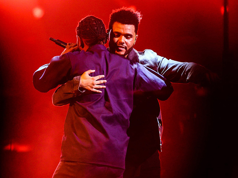 #FOMOBlog: Kendrick Lamar Performs With The Weeknd, Kyle Goes Platinum & Iamsu! Brings The Bay To L.A.