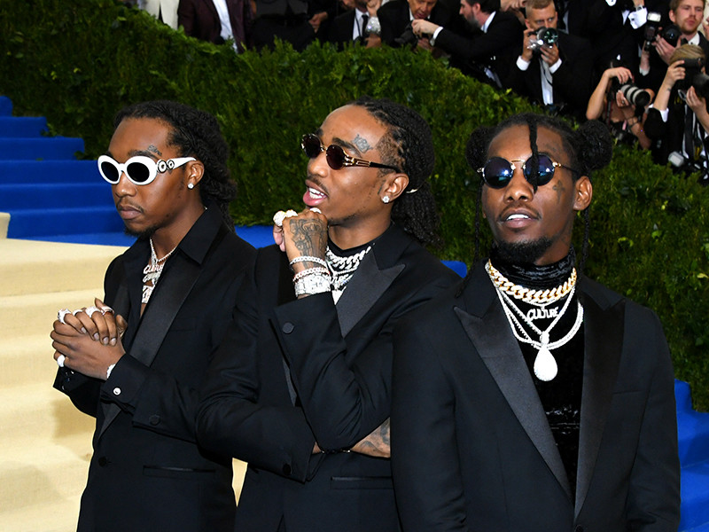 Here's How Hip Hop Styled Out At The #MetGala