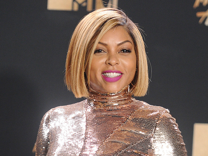 Taraji P Henson Slays At The Mtv Movie Amp Tv Awards With