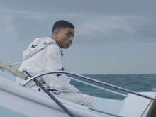 """Vince Staples Swimming With The """"Big Fish"""""""