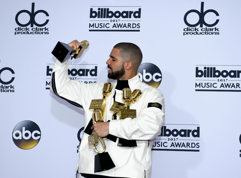 Drake Breaks Record For Most Billboard Music Award Wins In A Night