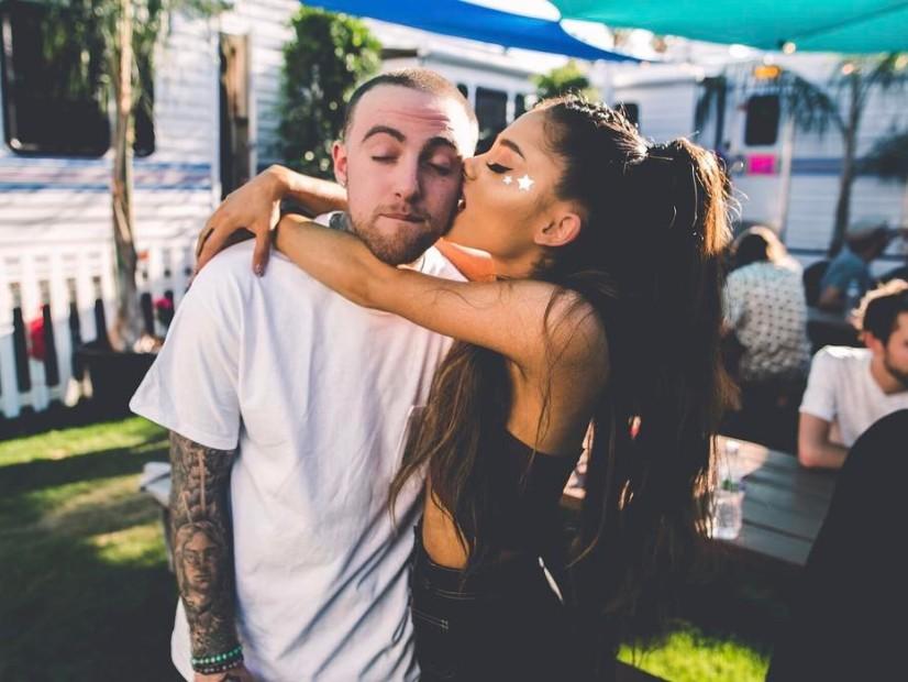 Ariana Grande Breaks Her Silence On Mac Miller Death