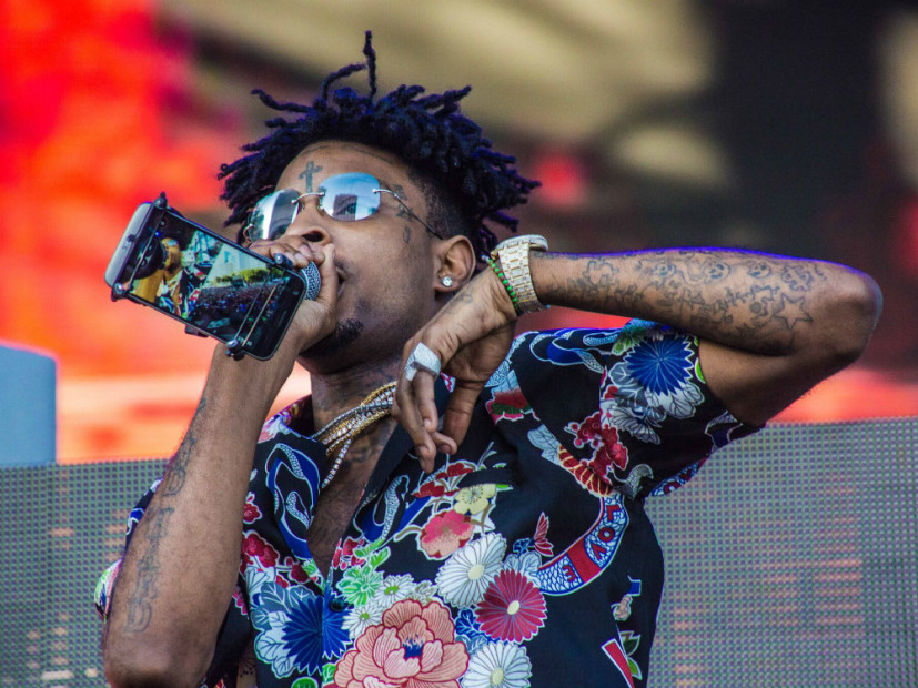 Did 21 Savage Just Announce Debut Album's Release Date?