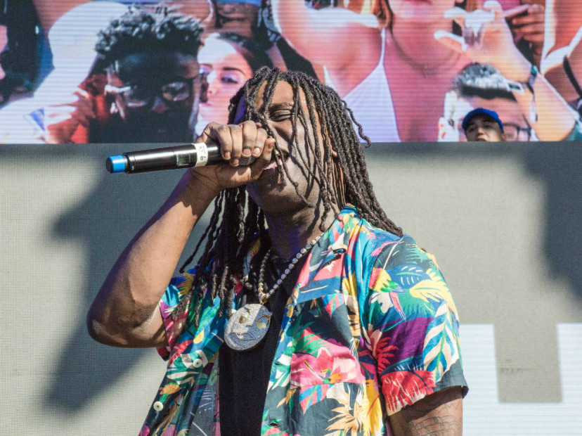 "Chief Keef Prepares ""Thot Breaker"" Album"