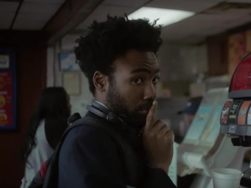 "Donald Glover at The Helm of ""Deadpool"" of the Animated Series On FXX"