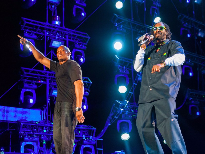 "Snoop Dogg Dismissed Dr. Dre's 1992 Phone Call As a ""Joke"""