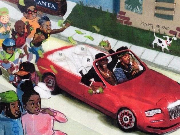 "Gucci Mane Shares ""DropTopWop"" Album"
