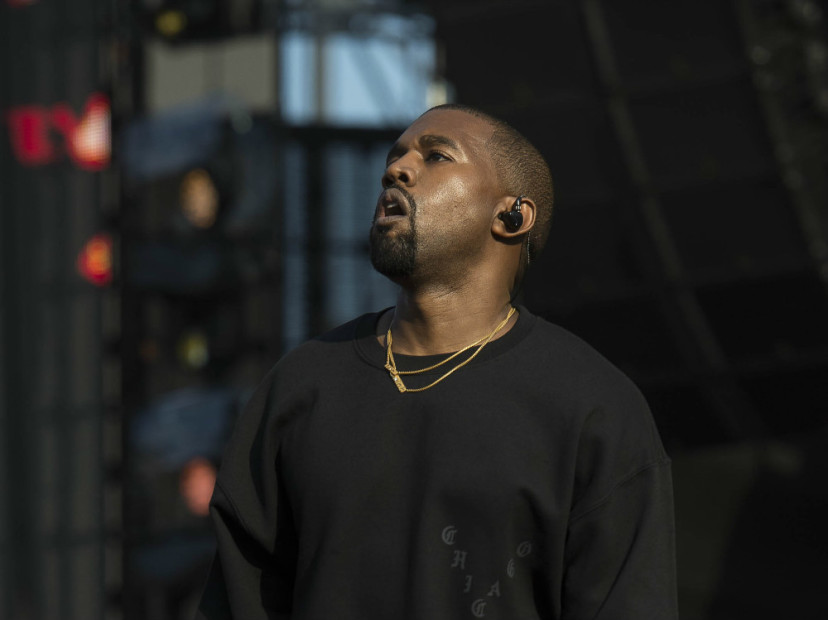 Kanye West Deletes Both His Instagram & Twitter Accounts