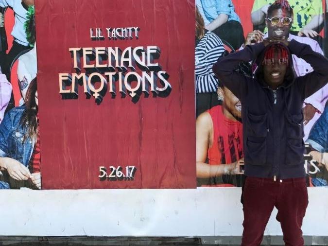 "Lil Yachty's ""Teenage Emotions"" Album Has The Internet In Its Feelings"