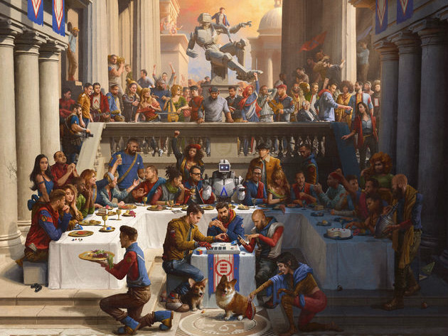 "Review: Logic's ""Everybody"" Delivers In Ambition But Not Execution"