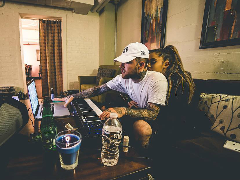 Hip Hop Week In Review: Mac Miller Comforts Ariana Grande While XXXTENTACION & Lil Uzi Vert Battle Scroll