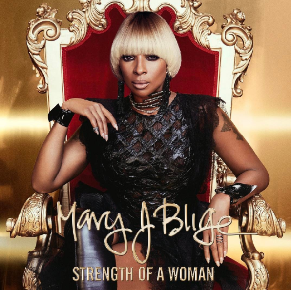 "Review: Mary J. Blige Dons Her Brave Face For ""Strength Of A Woman"""