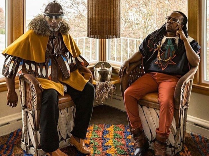 Shabazz Palaces Release Two New Albums