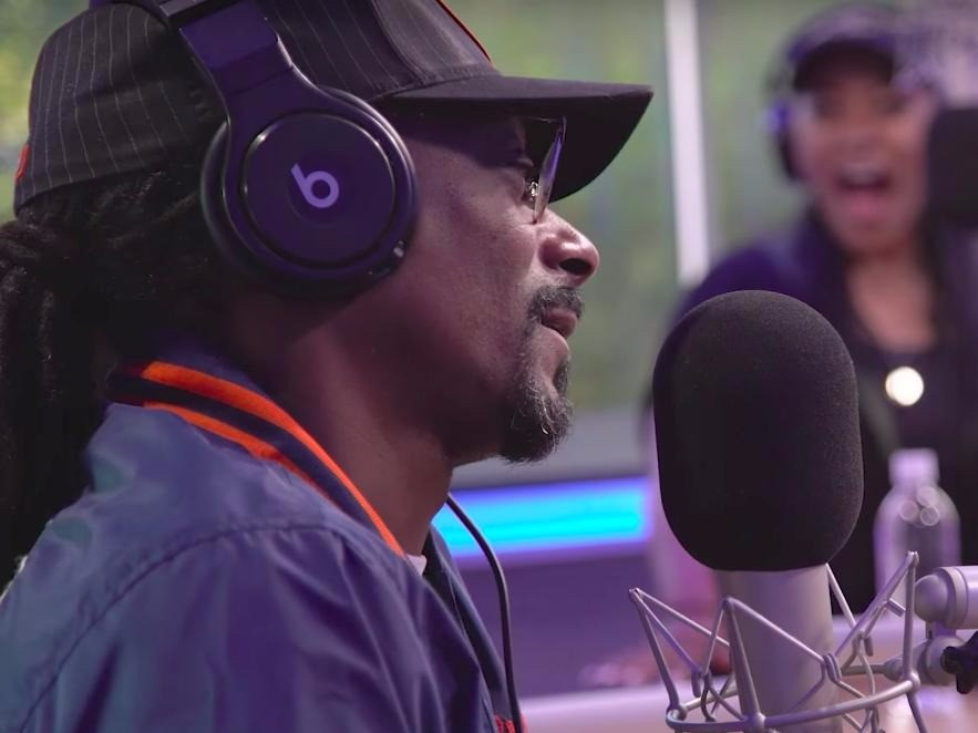 Snoop Dogg Dedicating His Next Album To Jesus
