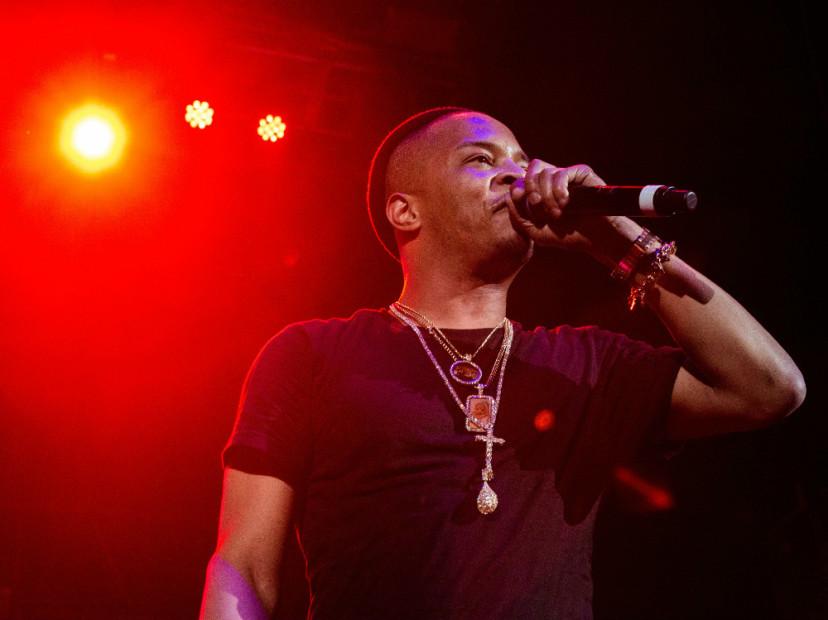 T.I. Hasn't Spoken To Lil Wayne Since Black Lives Matter Drama