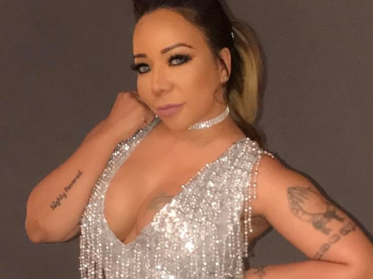 Tiny Calls Out T.I. For Cheating On Her