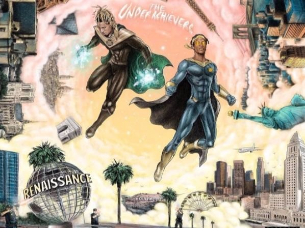 "The Underachievers Deliver ""Renaissance"" Album"