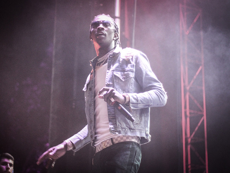 Young Thug Thinks He Was Scammed By Real Estate Agent