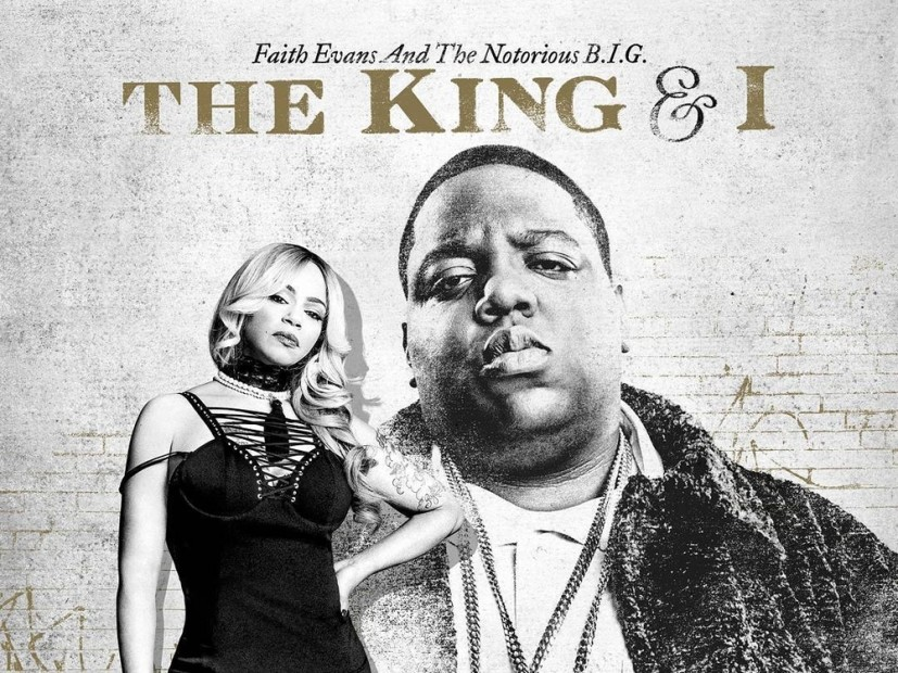 "Faith Evans Drops The Notorious B.I.G. Duet Album ""The King & I"""