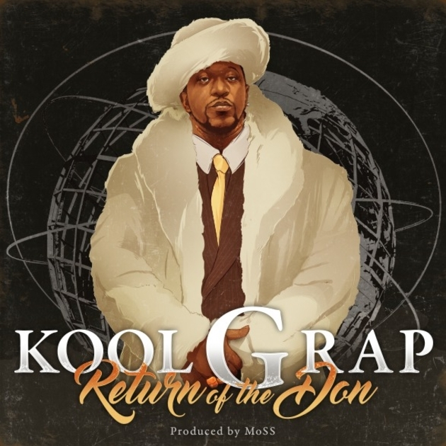 Resultado de imagen para Kool G Rap - Return Of The Don